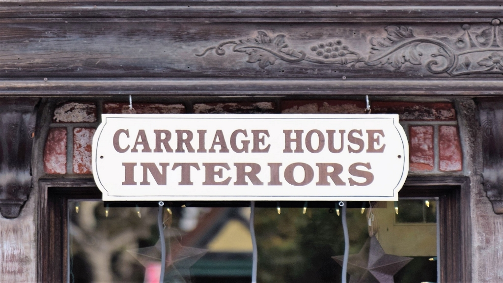 Carriage House Interiors Part 84