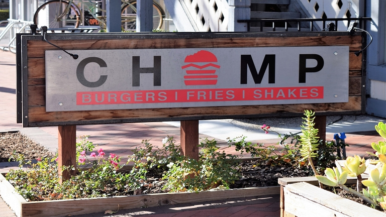 Chomp Burgers, Fries and Shakes