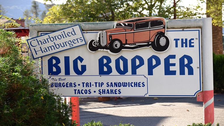 Big Bopper Drive-In