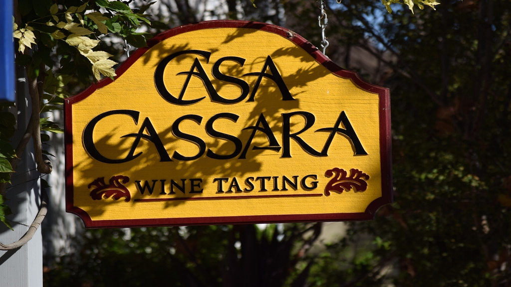 Casa Cassara Winery & Tasting Room