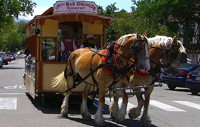 Solvang Trolley & Carriage Company