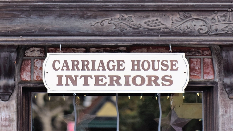 Carriage House Interiors