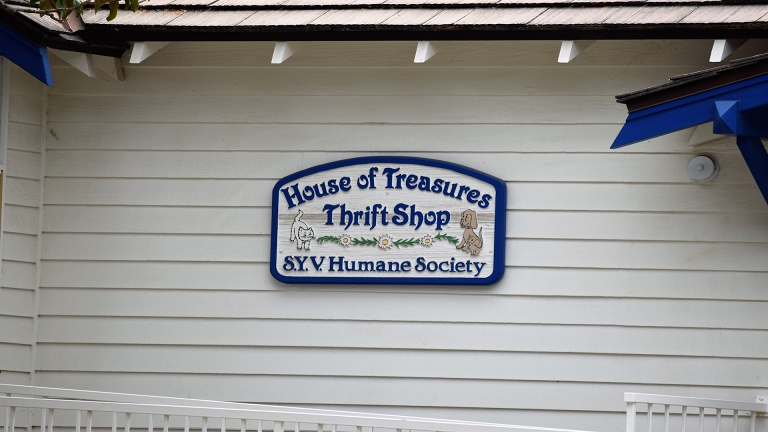 House of Treasures Thrift Shop