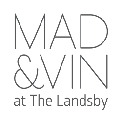 Mad and Vin at the Landsby