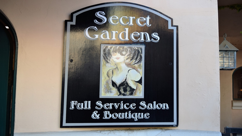 Secret Garden Salon