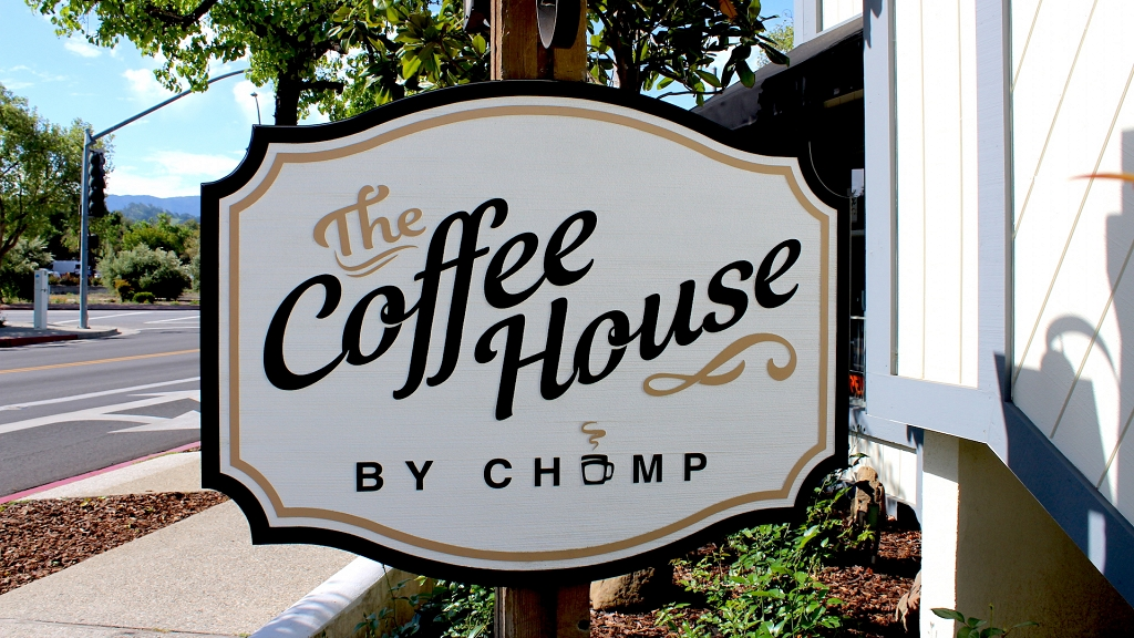 The Coffee House by Chomp