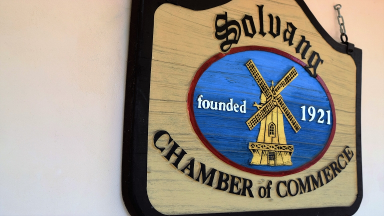 Chamber of Commerce Solvang