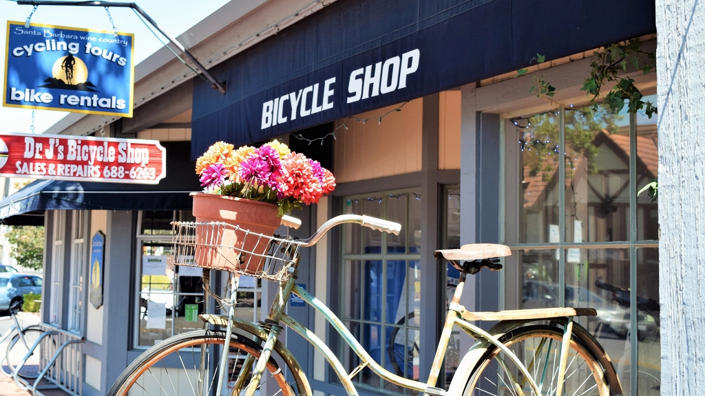 Dr. Js Bicycle Shop
