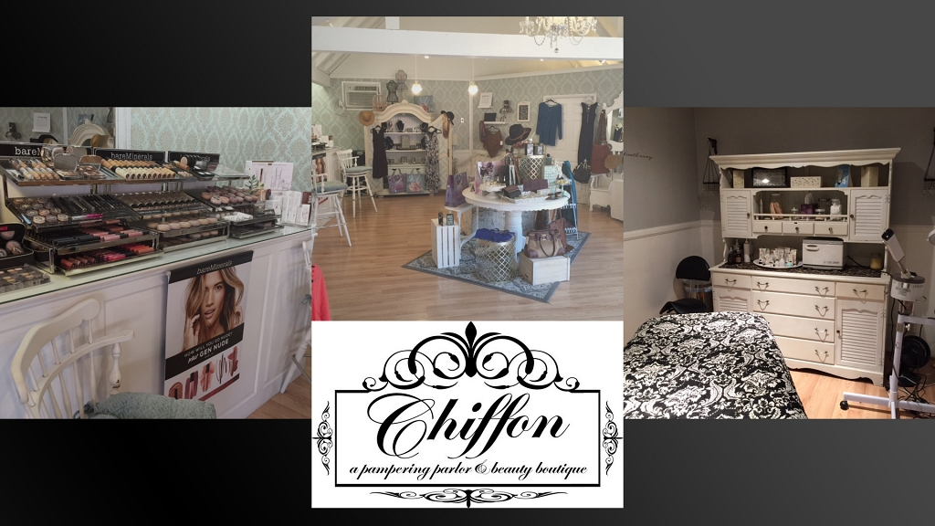 "Chiffon ""A Pampering Parlor and Beauty Boutique"""